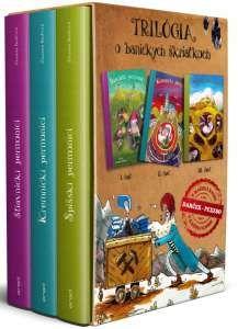 Kniha Trilógia o baníckych škriatkoch (Zuzana Boďová) a ďalších 160 000 kníh, DVD, CD.. so skvelými ZĽAVAMI. Nakupujte najvýhodnejšie v najväcšom kníhkupectve na Slovensku!
