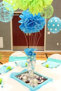 The Treasure Family: Relief Society Birthday Dinner Party! Table ideas