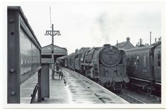 bournemouth railway | Bournemouth West Railway Station // queensroad westbourne station ...