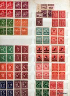 Selos Alemanha Reich sem carimbo 3