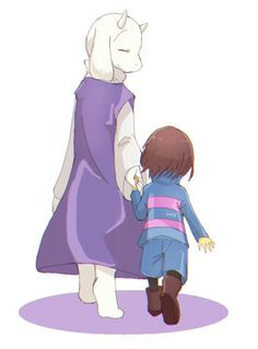 Toriel and Frisk Undertale Toriel, Mom I Miss You, Underswap, Gaming Memes, Wattpad, Awesome Anime, Funny Comics, Cute Drawings, Games