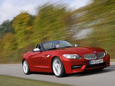 for when i win the lottery......z4 bmw red