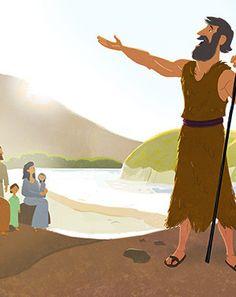 John Told About Jesus