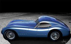 Proteus Jaguar C-type Coupe