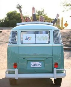 Combi ... #Wedding #App ♥ For an easy-to-follow 'Wedding Vehicle Guide' ... https://itunes.apple.com/us/app/the-gold-wedding-planner/id498112599?ls=1=8 ♥ For more wedding inspiration ... http://pinterest.com/groomsandbrides/boards/ & magical wedding ideas.