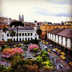 Plaza de la independencia#Quito/Ecuador