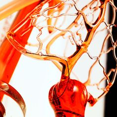 Anatomically Correct Glass Sculptures - My Modern Metropolis by Gary Farlow.