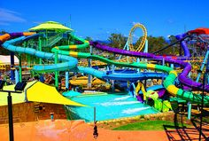 Can't wait for Splash Canyon water park to open in Vegas ~ Summer 2012.