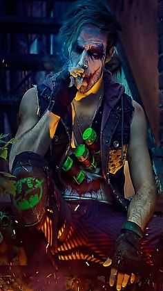 joker harley quinn Wallpaper by susbulut - 86 - Free on ZEDGE™ Batman Joker Wallpaper, Joker Iphone Wallpaper, Smoke Wallpaper, Graffiti Wallpaper, Joker Wallpapers, Hipster Wallpaper, Mobile Wallpaper, Joker Heath, Der Joker