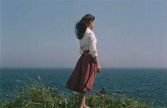 "aozoramusume: "" Голубое небо Снегурочка ака Веселая девушка (Yasuzo Masumura 1957,) """