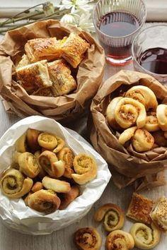Pane e Focacce I Love Food, Good Food, Yummy Food, Tapas, Cooking For Dummies, Party Finger Foods, Tea Sandwiches, Appetisers, Antipasto