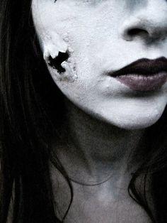 Tim Burton's Corpse Bride: Make-up