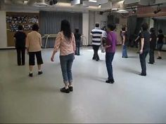 7.05 Sexy Cha Cha - line dance (dance & walk through)