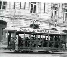 Tranvía Bogotá 1948