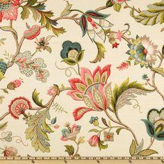 P Kaufmann Brissac Jewel $21.98/y Contents 100% Cotton Fabric Weight Medium Weight Horizontal Repeat 27 Vertical Repeat 26.75 Width 54'' Collection P Kaufmann Brissac