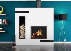 287 Meilleures Images Du Tableau Cheminees Design Design Fireplace