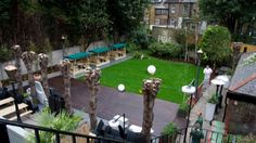 best beer gardens London Pubs, West London, Beer Garden, Best Beer, Garden Design, Golf Courses, Gardens, Space, Plants