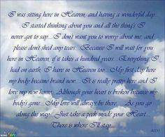 Beautiful comforting words. <3
