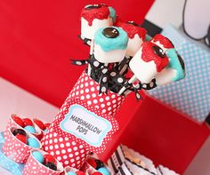 """Photo 69 of bowling party / Birthday """"Bowling Birthday"""" Birthday Bash, Birthday Parties, Birthday Ideas, Decorated Marshmallows, Bowling Party, Bowling Ball, Cake Push Pops, Baby Party, Childrens Party"""