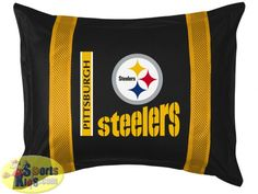 55 Fascinating Pittsburgh Steelers Bedroom Decor Images