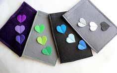 Felt Phone Case pokets