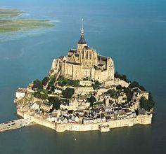 Le Mont Saint Michel visit - France