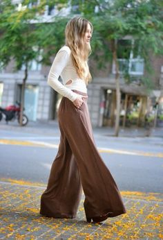 I have always adored gauchos, and i have never cared if they were in ir not :)