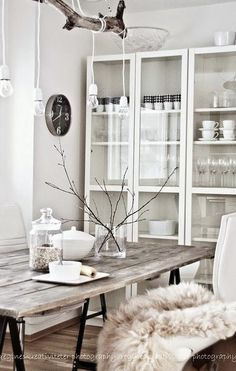 IDEAS DECO LOW COST: Decora con troncos de madera natural | Decorar tu casa es facilisimo.com