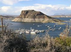 Elephant Butte, NM.  As a truck driver, I've driven past this area at least a dozen times.  I'd love to spend some serious time here!