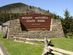 Mount Mitchell NC Our next hiking goal, almost 4000' accent 5.5 miles up and back. Goal is in under 6 hours.