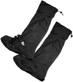 Serious heavy-duty weather protection for your feet. It's not that other boot covers are bad, these are just in a league of their own. If you're looking for the best boot covers, you just found them.