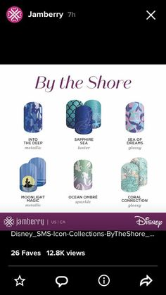 https://www.facebook.com/BombshellShelly/posts/1101757639869070 Disney Collection