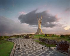 Madre Patria - Kiev, Ucrania