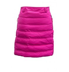 A feminine feel on frosty days! Rose-D from Bogner is a quilted, down-filled skirt that is guaranteed to turn eyes your way. With a slightly longer cut at the back for extra warmth and sporting an attractive slim-fit despite the cosy down filling, this eyecatching skirt will have you feeling at your best.Bogner Fire & Ice is the home of functional, innovative sportswear with a touch of class: a youthful and exciting crossover between functional active wear and classic sophisticated style. Ski Fashion, Fashion Women, Sports Apparel, Long Cut, Cross Country Skiing, How To Slim Down, Sophisticated Style, Sport Outfits