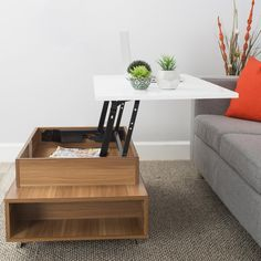 19 best coffee tables images coffee table pier 1 dark walnut rh pinterest com