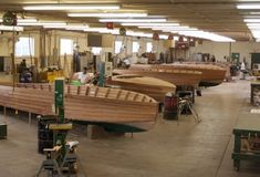 Our master craftsmen have over 100 years combined experience building wooden boats, and offering wooden boat restoration and repairs.