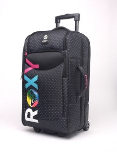 Flyer Roller Bag - Roxy Travel Bags 9b04405830c1a