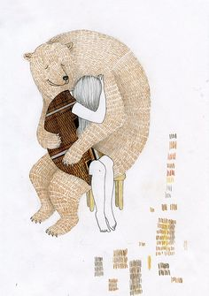 your bear hugs are the best <3 straight from Him!