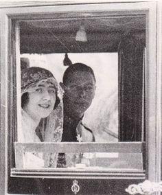 Elizabeth Bowes-Lyon and Prince Albert's Wedding Day
