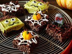 halloween fingerfood ideen kuchen backen