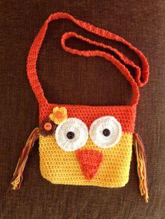 little girl's bag