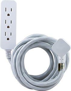 GE Designer Cord Pro Designer Extension Cord with Surge P... https://www.amazon.com/dp/B073R2D51S/ref=cm_sw_r_pi_dp_x_5ac0zbQFTE1V2