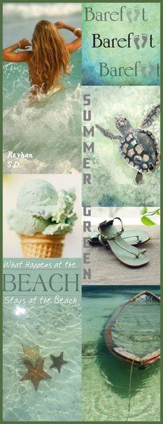 '' Summer Green '' by Reyhan S.D.