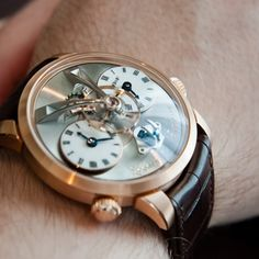 MB&F Legacy Machine LM1