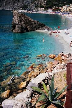Monterrosso, Cinque Terre