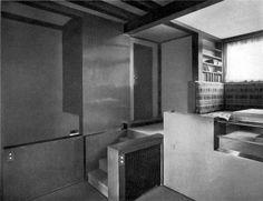 Villa Loos Mueller, Le Corbusier