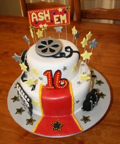 Birthday ideas on Pinterest Movie Themed Parties, Movie ...