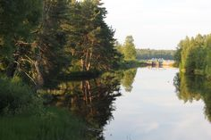 River Oulu.