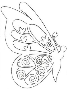 Free paper cutting templates free patterns and ideas Image gallery – Page 375417318935696378 – Artofit Butterfly Template, Butterfly Crafts, Flower Template, Crown Template, Butterfly Mobile, Heart Template, Butterfly Stencil, Balloon Template, Mariposa Butterfly