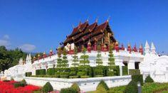 La ville de Chiang Mai en time lapse | Video here : http://alexblog.fr/time-lapse-chiang-mai-44159/